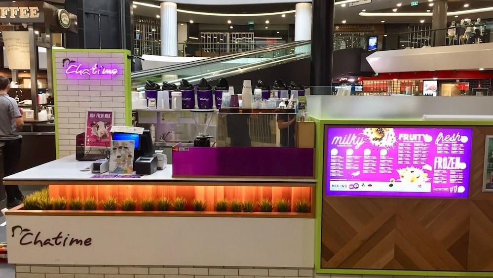Inddor Sign 5 Shopping Centre Signage